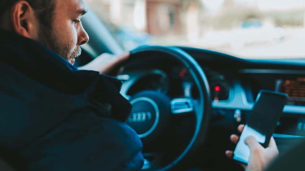 Vermont Texting and Cellphone Accident Attorneys